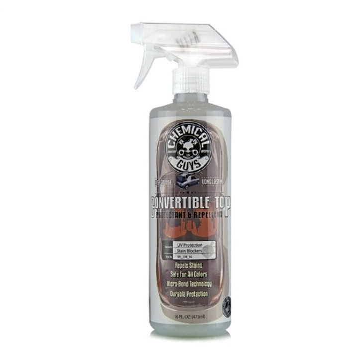 Chemical Guys Convertible Top Protectant Cabriodach-Versiegelung 473 ml