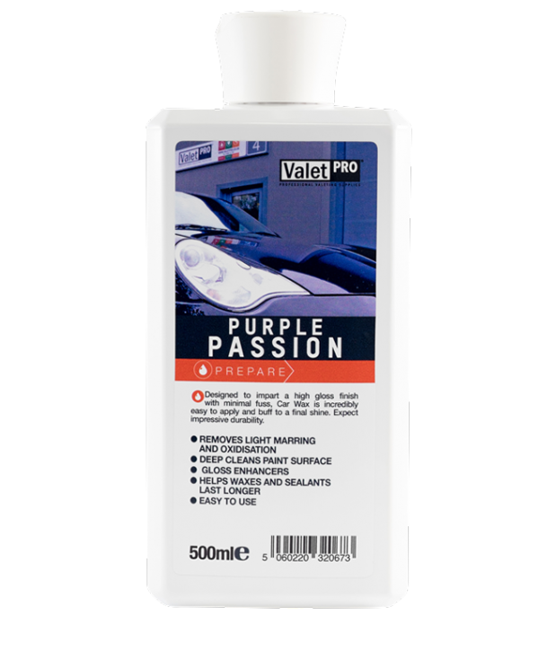ValetPRO Purple Passion Hochglanzpolitur 500 ml