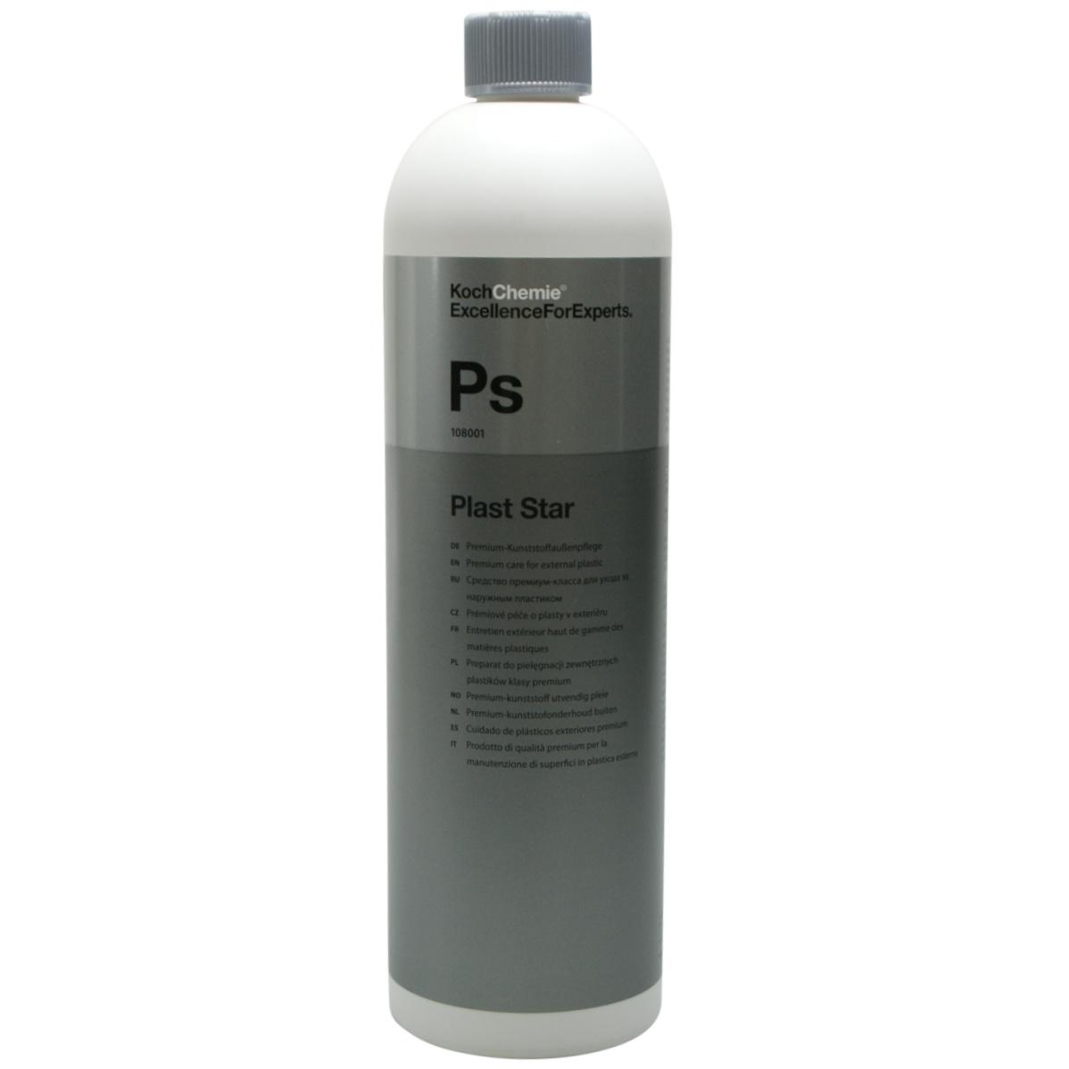 Koch chemie plast star 1 liter 770210 for Koch chemie plast star