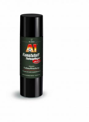 Dr. Wack - A1 Kunststoff-Tiefenpfleger matt, 250 ml