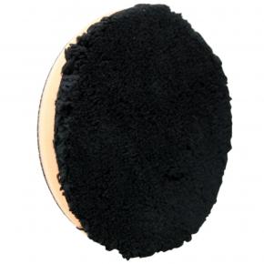 Chemical Guys Black-Optics Microfaser Cutting Pad Orange 139 mm,