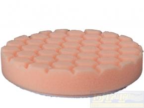 Chemical Hex Logic Polierpads/ Maschinenpads, 5,5 Zoll 139mm Orange,