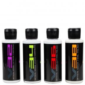 Chemical Guys V-Line Sample Kit V32,V34,V36 & V38 jeweils 118 ml,
