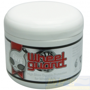 Chemical Guys Wheelguard Set inkl. Pad und Microfasertuch