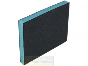Colourlock Leder Schleifpad ideal für Lederreparatur,