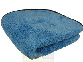 DFT Microfasertuch supersoft  gelb/blau 40 x 40 cm