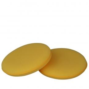 DFT Applicator Pad gelb rund 2er pack