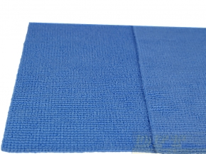 DFT Profi Microfasertuch Pflegetuch 40 x 40 cm 310g/m² blau,
