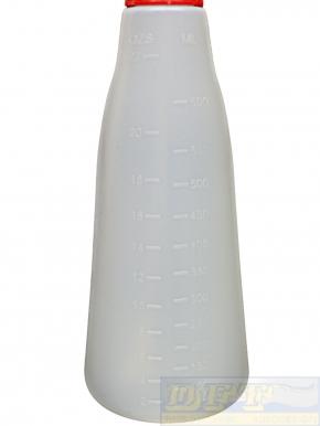 DFT Sprühflasche 600 ml  inkl. Sprayer,