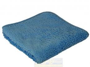 Dodo Juice Fantastic Fur Buffing Cloth Microfasertuch blau 40x40 cm