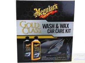 Meguiar´s Gold Class Wash Wax Car Care Kit,