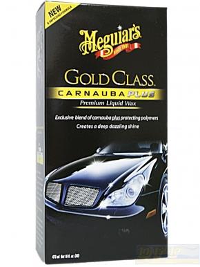 Meguiar`s Gold Class Carnauba plus Premium Liquid Wax