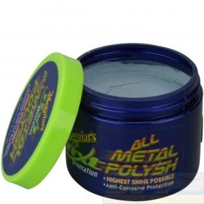Meguiar`s All Metal Polysh Metallpolitur 142 ml,