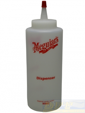 Meguiar`s Dispenser Flasche M9912 ideal für Polituren,