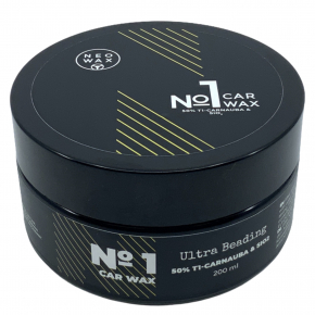 NEOWAX Car Wax №1 50% T1-Carnauba+SIO2 Set 200ml