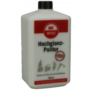 ROTWEISS Hochglanzpolitur 1000 ml