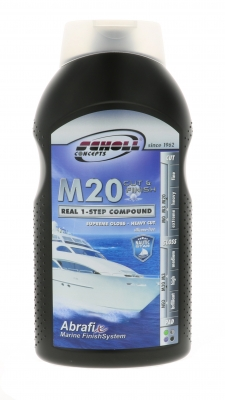 Scholl Concepts M20 Marine Finishing Compound 1 kg,
