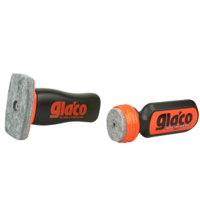 Soft99 Glaco Roll on Compound & Ultra Glaco + DFT Microfasertuch
