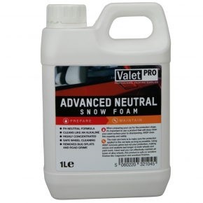 ValetPRO Advanced Snow Foam Shampoo 1 Liter