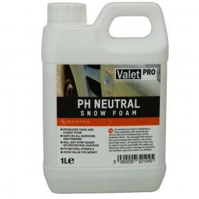 Valet Pro -PH Neutral Snow Foam Shampoo 1 Liter,